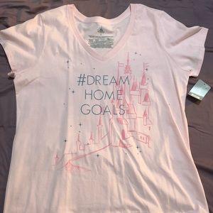 NWT DISNEY 3xl women's t shirt
